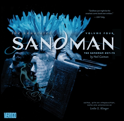 Picture of ANNOTATED SANDMAN HC VOL 04 (MR)