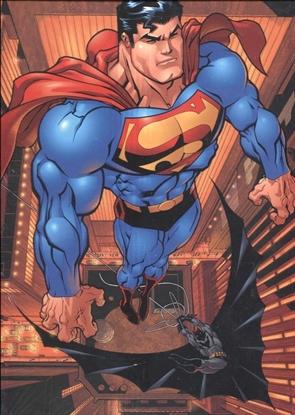 Picture of ABSOLUTE SUPERMAN BATMAN HC VOL 01