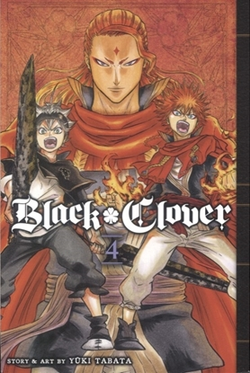 Picture of BLACK CLOVER GN VOL 04 (C: 1-0-1)