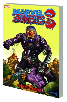 Picture of MARVEL ZOMBIES TP VOL 3