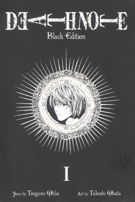 Picture of DEATH NOTE BLACK ED TP VOL 01 (C: 1-0-1)