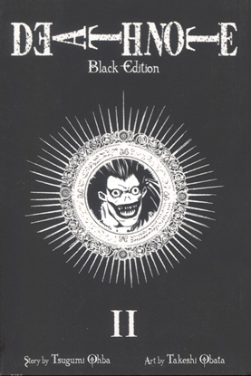 Picture of DEATH NOTE BLACK ED TP VOL 02 (C: 1-0-0)
