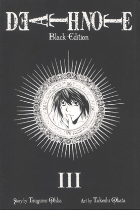 Picture of DEATH NOTE BLACK ED TP VOL 03 (C: 1-0-1)