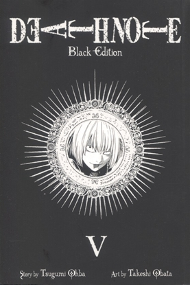 Picture of DEATH NOTE BLACK ED TP VOL 05 (C: 1-0-1)