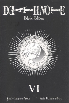 Picture of DEATH NOTE BLACK ED TP VOL 06 (OF 6) (C: 1-0-1)