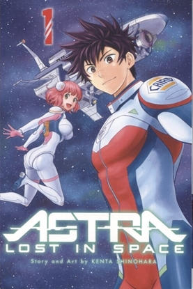 Picture of ASTRA LOST IN SPACE TPB SET VOLS 1-5
