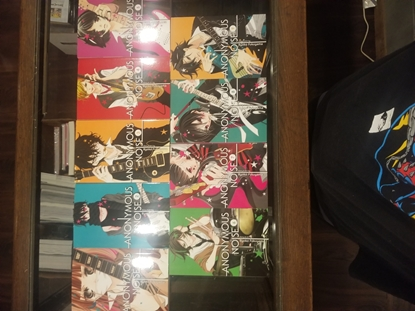 Picture of ANONYMOUS NOISE GN VOLS 1-18 TPB SET