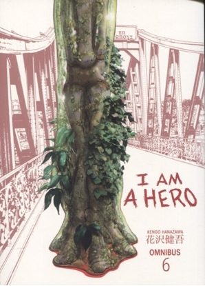Picture of I AM A HERO OMNIBUS TP VOL 06