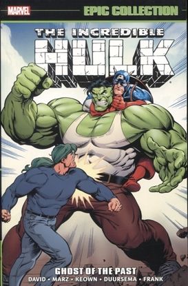 Picture of INCREDIBLE HULK EPIC COLLECTION TP GHOST OF PAST