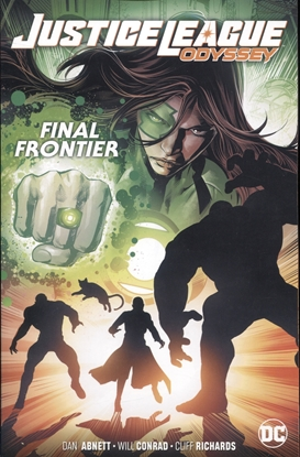 Picture of JUSTICE LEAGUE ODYSSEY VOL 03 THE FINAL FRONTIER TP