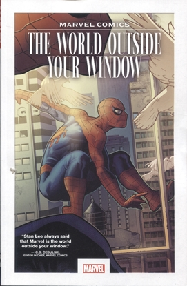 Picture of MARVEL COMICS TP WORLD OUTSIDE YOUR WINDOW