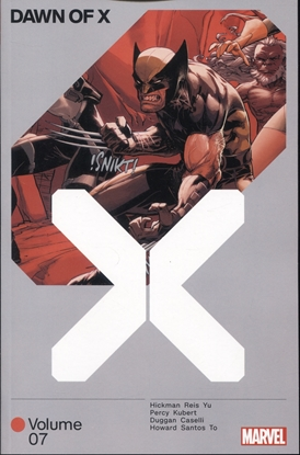 Picture of DAWN OF X TP VOL 07