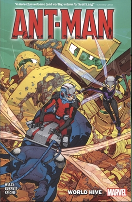 Picture of ANT-MAN WORLD HIVE TP