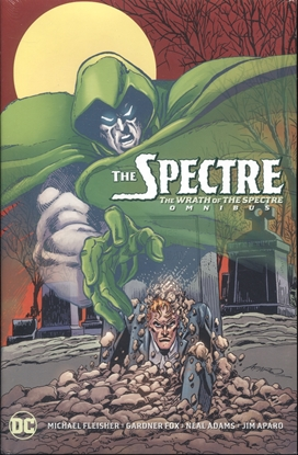 Picture of SPECTRE THE WRATH OF THE SPECTRE OMNIBUS HC