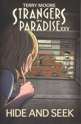 Picture of STRANGERS IN PARADISE XXV TP VOL 02 HIDE AND SEEK
