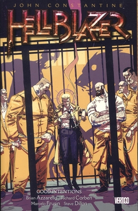 Picture of HELLBLAZER TP VOL 14 GOOD INTENTIONS (MR)