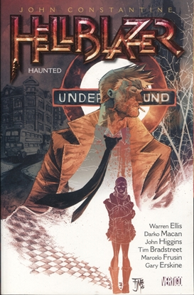 Picture of HELLBLAZER TP VOL 13 HAUNTED (MR)
