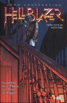 Picture of HELLBLAZER TP VOL 12 HOW TO PLAY WITH FIRE (MR)