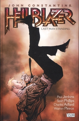 Picture of HELLBLAZER TP VOL 11 LAST MAN STANDING (MR)