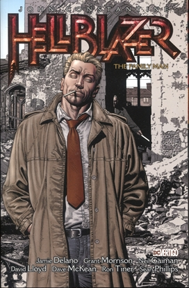 Picture of HELLBLAZER TP VOL 04 THE FAMILY MAN NEW ED (MR)