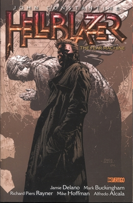 Picture of HELLBLAZER TP VOL 03 THE FEAR MACHINE NEW ED (MR)