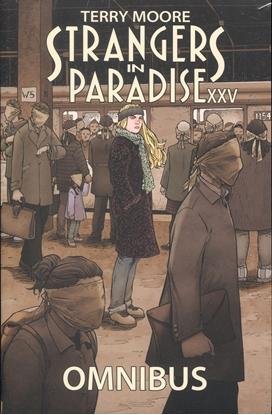 Picture of STRANGERS IN PARADISE XXV OMNIBUS SC