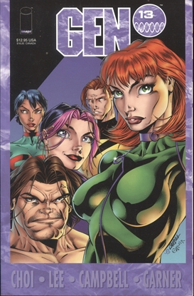 Picture of GEN 13 TP