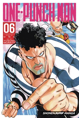 Picture of ONE PUNCH MAN GN VOL 06 (C: 1-0-1)