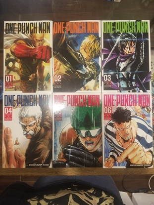 Picture of ONE PUNCH MAN TPB SET 1-21