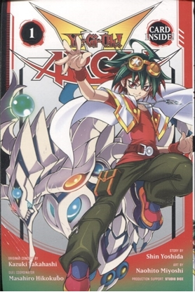 Picture of YU GI OH ARC V TP VOL 01