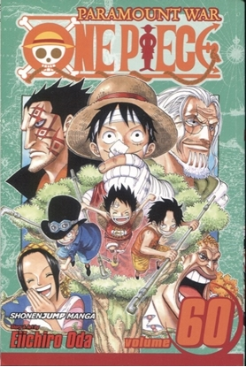 Picture of ONE PIECE GN VOL 60 (C: 1-0-1)