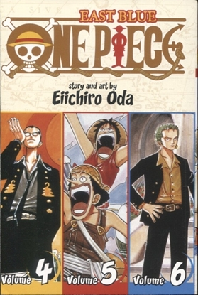Picture of ONE PIECE 3IN1 TP VOL 02 (C: 1-0-0)