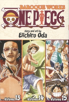 Picture of ONE PIECE 3IN1 TP VOL 05 (C: 1-0-0)