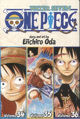 Picture of ONE PIECE 3IN1 TP VOL 12 (C: 1-0-1)