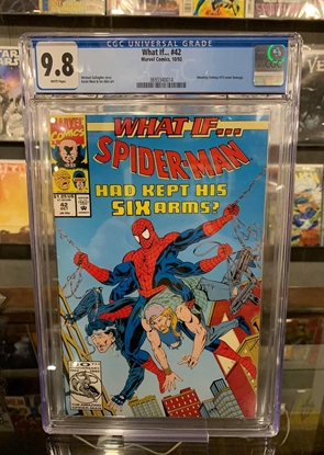 Picture of WHAT IF... (1989) #42 CGC 9.8 NM/MT WP