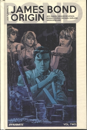 Picture of JAMES BOND ORIGIN HC VOL 02