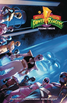 Picture of MIGHTY MORPHIN POWER RANGERS TP VOL 12