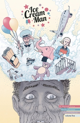Picture of ICE CREAM MAN TP VOL 5 OTHER CONFECTIONS