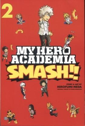 Picture of MY HERO ACADEMIA SMASH GN VOL 02 (C: 1-1-2)