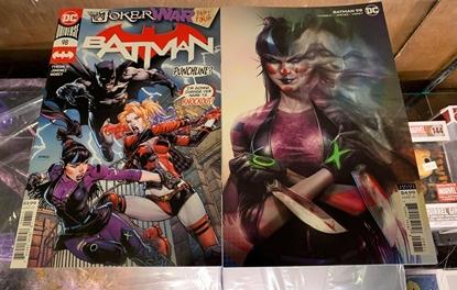 Picture of BATMAN #98 CVR A & B 2 COVER SET NM (JOKER WAR)
