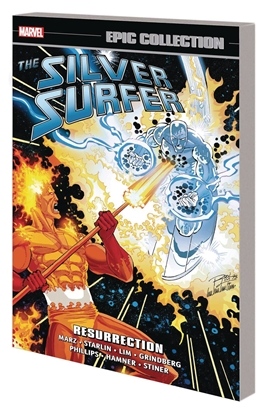 Picture of SILVER SURFER EPIC COLLECTION TP RESURRECTION