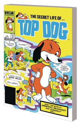 Picture of STAR COMICS TOP DOG COMPLETE COLLECTION TP