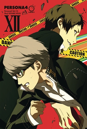Picture of PERSONA 4 GN VOL 12