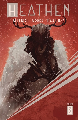 Picture of HEATHEN TP VOL 3
