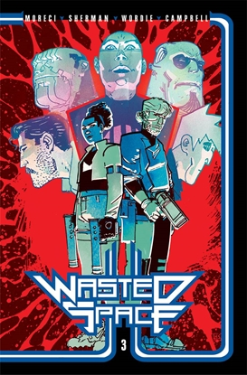 Picture of WASTED SPACE TP VOL 3