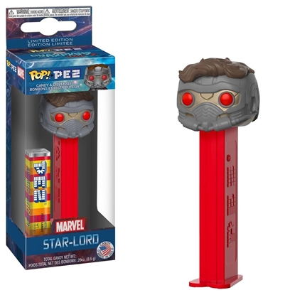 Picture of FUNKO POP! DEADPOOL PEZ AND GROOT KEYCHAIN GAMER