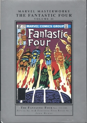 Picture of MMW FANTASTIC FOUR HC VOL 21