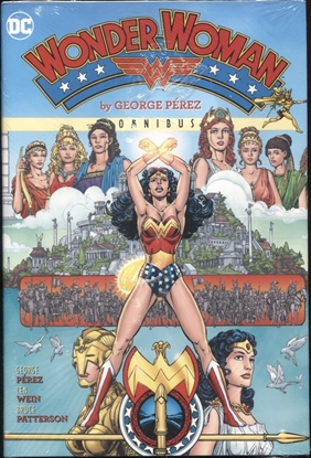 Picture of WONDER WOMAN BY GEORGE PEREZ OMNIBUS HC VOL 01
