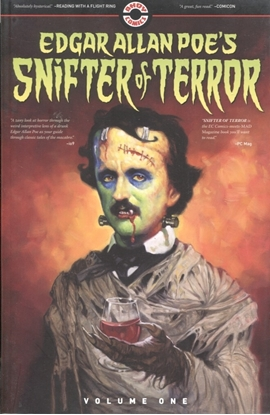 Picture of EDGAR ALLAN POES SNIFTER OF TERROR TP VOL 01