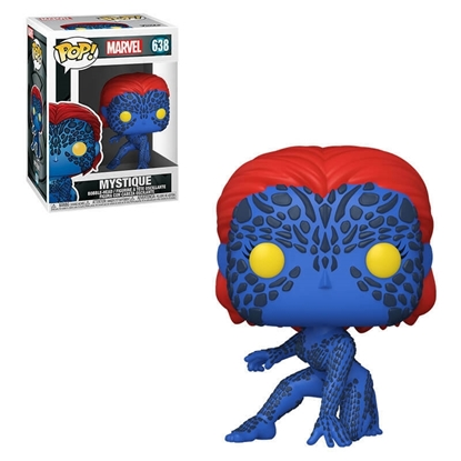 Picture of FUNKO POP MARVEL X-MEN 20TH ANNIVERSARY MYSTIQUE #638 NEW VINYL FIGURE